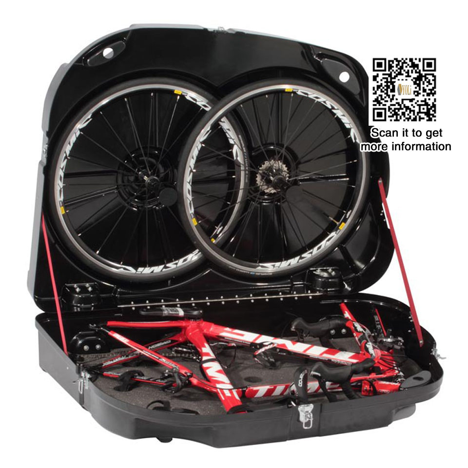 Case Road-Bike-Case Travel Wheels Accesorios Rainproof for Mtb with Hard-Box