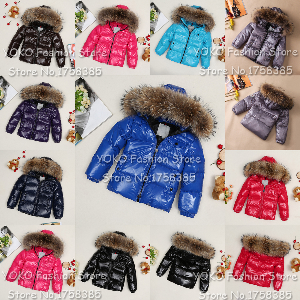 8158c4f49 2015 winter fashion little toddler down jacket warm coat girls boys kids  designer brand outwear size 2T 3T 4T 5T 6T 7T 8T 9T 10T