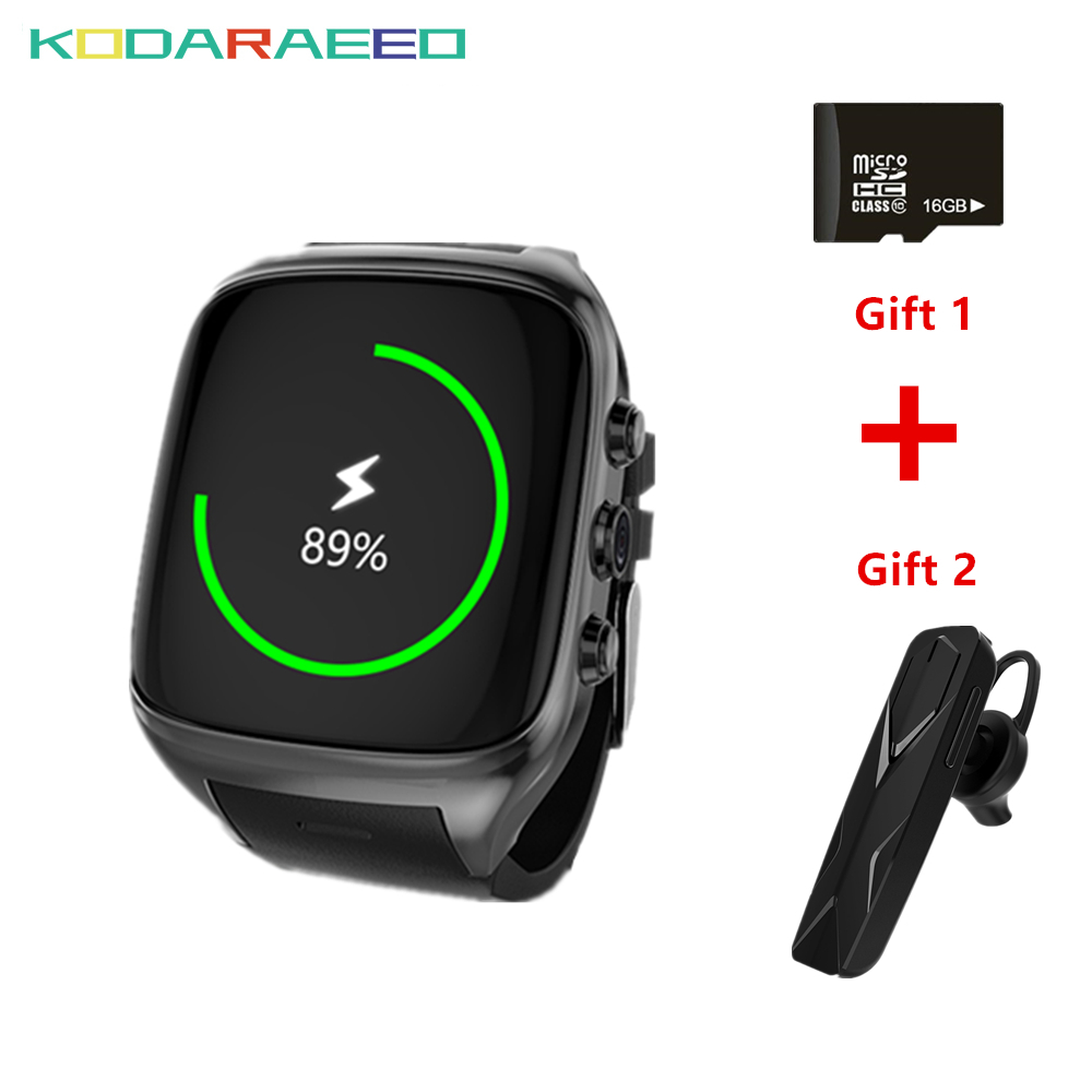 Android 5.1 Smart Watches X01s MTK6580 ROM8GB+RAM512 Bluetooth4.0 SmartWatch with GPS+3G+WiFi+GPRS Clock for Android Phone Watch цена