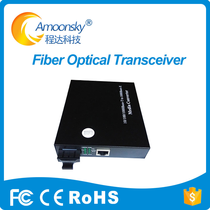 Low Price Led Display Multi-mode Optical Fiber Converter Led Linsn-mc801 Led Screen Control System