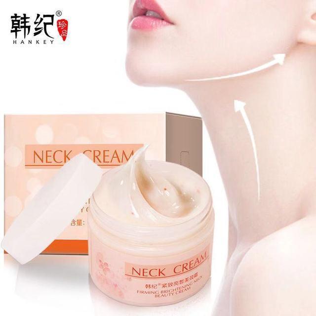 Anti Aging Neck Cream Wrinkle Skin Care Whitening Nourishing Neck Mask Tighten Lift Neck Firming Moisturizing Korean Cosmetics