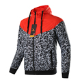 New Spring And Fall new men's hooded jacket Men casual Fashion Thin Windbreaker Zipper Coats Free Shipping