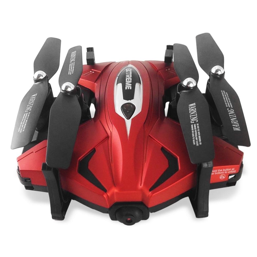 New Arrival RC Foldable WiFi FPV Drone with Automatic Air Pressure High G-sensor Headless 4CH 6Axis RC Quadcopter  toy l oreal paris super liner le khôl карандаш для глаз 107 синий неаполь