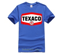 2019 Summer Men Tee Shirt Retro Gas, Petrol brand Logo T-Shirts, Vintage Oil, 70's, 80's, Car Motorsport Custom Made T-shirt shirt gas shirt