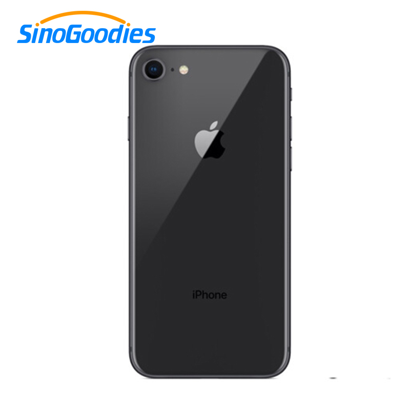 Refurbished Unlocked Apple iPhone 8 LTE Mobiele Telefoon 256G/64G ROM 2GB RAM Hexa Core 12.0MP 4.7