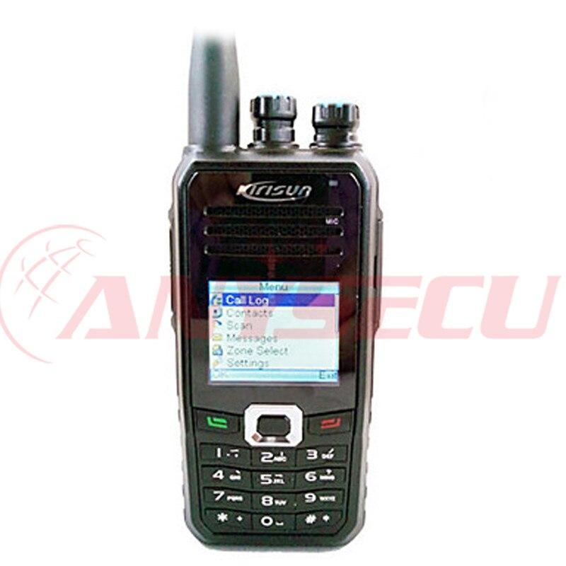 imágenes para 2015 Nuevo Lanzamiento KIRISUN S780 UHF 400-470 MHz Digital Comercial Portátil walkie talkie Envío libre