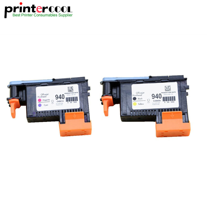 einkshop 1 set for hp940 Print head Compatible for HP 940 Printhead C4900A C4901A officejet pro 8000 8500 8500A 8500A plus in Printer Parts from Computer Office