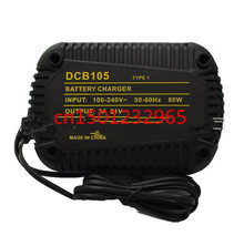 NEW Replacement charger Power Tool Battery Charger for Dewalt ,DCB101,DCB105,DCB200,DCB201,D-65510 110v/220v