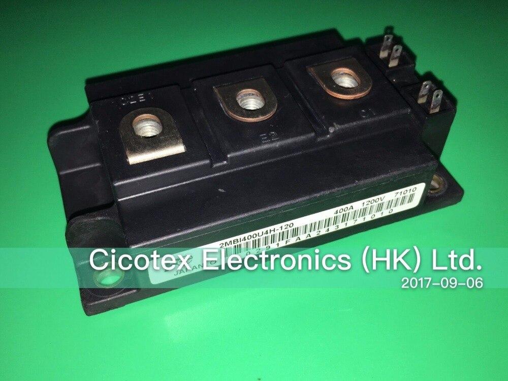 2MBI400U4H-120 IGBT Module U-Series 1200V 400A igbt module cm400dy 66h 400a 3300v quality assurance smkj