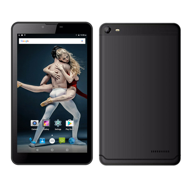 7 Inch MTK8321 Quad Core Android 6.0 Dual SIM Slots 3G Phone Call Tablet PC