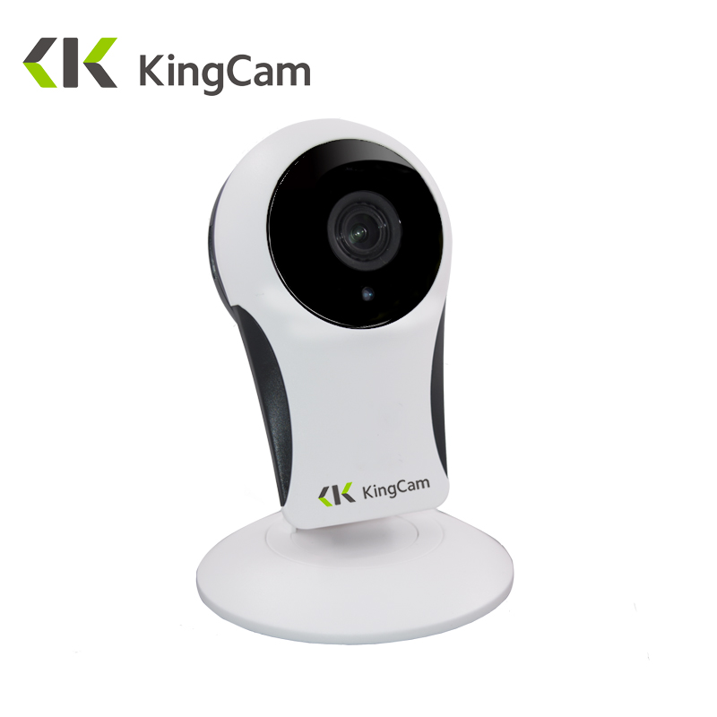 Kingcam Wifi HD Mini IP Camera Video Surveillance Night Vision Security Network Indoor Wi-fi Network Home Baby Monitor cam 720p hd hi3518c ov9712 indoor mini security video ip camera with free cms software for home baby security