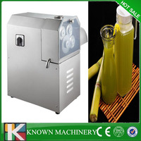 Industrial Electronic Sugar Cane Juice Extractor Machine 500kg/h
