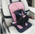 Pode dobrar Carro Do Bebê Portátil Assento de Segurança para Crianças Assento de Carro 36 kg Carro Cadeiras para Crianças Crianças Tampa de Assento Do Carro arnês