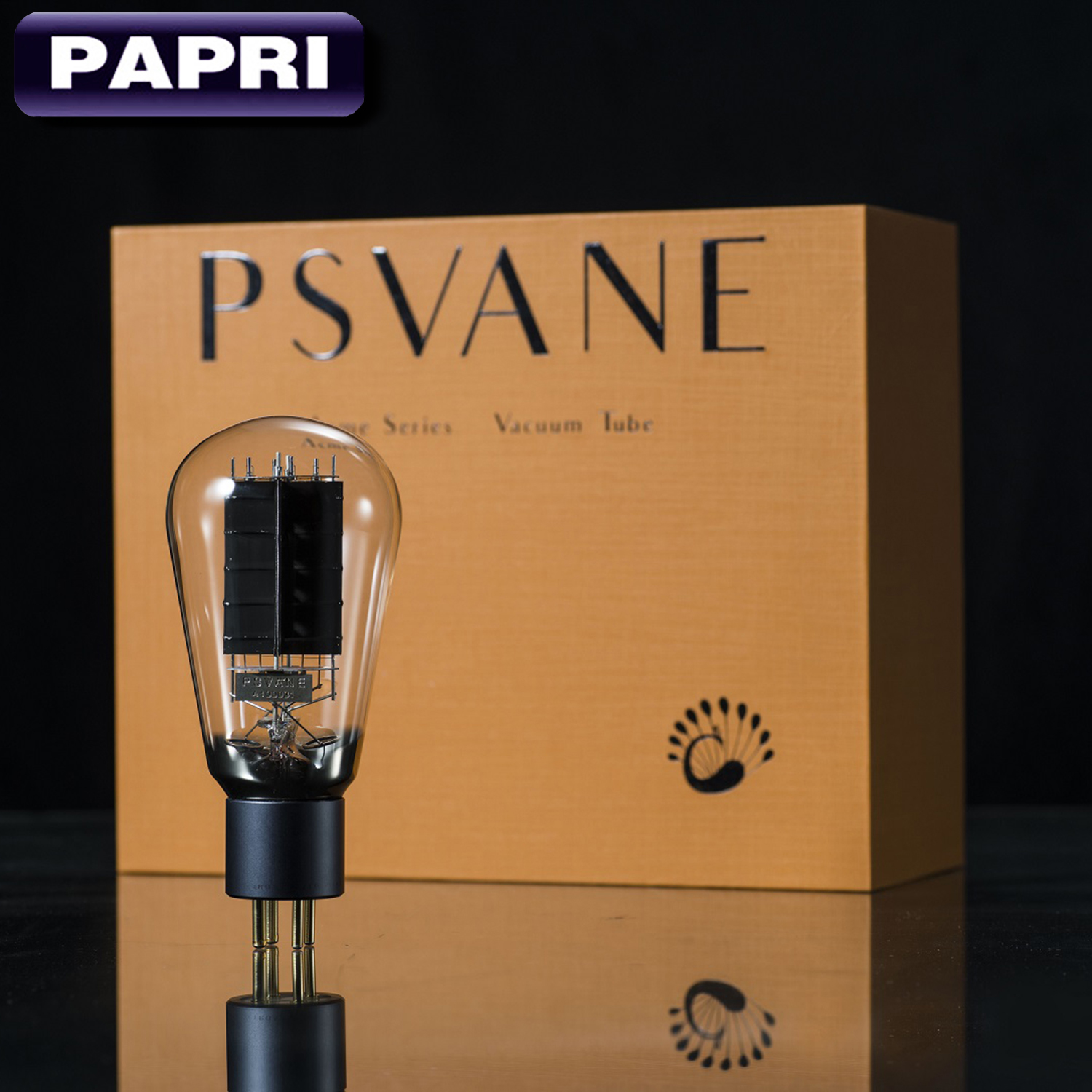 купить PAPRI Newest 2PCS Psvane Acme 300B Vacuum Tube Treasure For Audio HIFI DIY Guitar Tube Amplifier Matched Pair по цене 63039.21 рублей