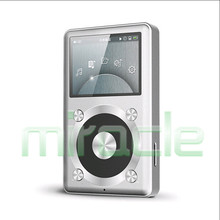 Mp3 Music Player Gold silver Lossless new High Resolution Support DVD APE FLAC ALAC WMA WAV