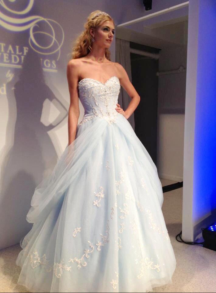 Online Buy Wholesale light blue wedding dress from China light ...