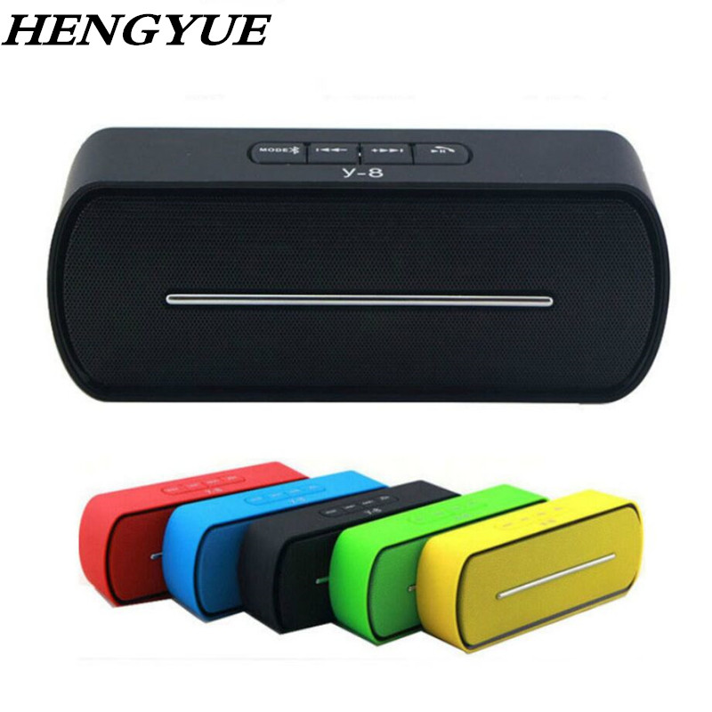 100PCS Mini Speaker Portable Music Sound Box Radio FM TF U Disk Enceinte Bluetooth Parlante Bluetooth Portatil Caixa De Som Hot