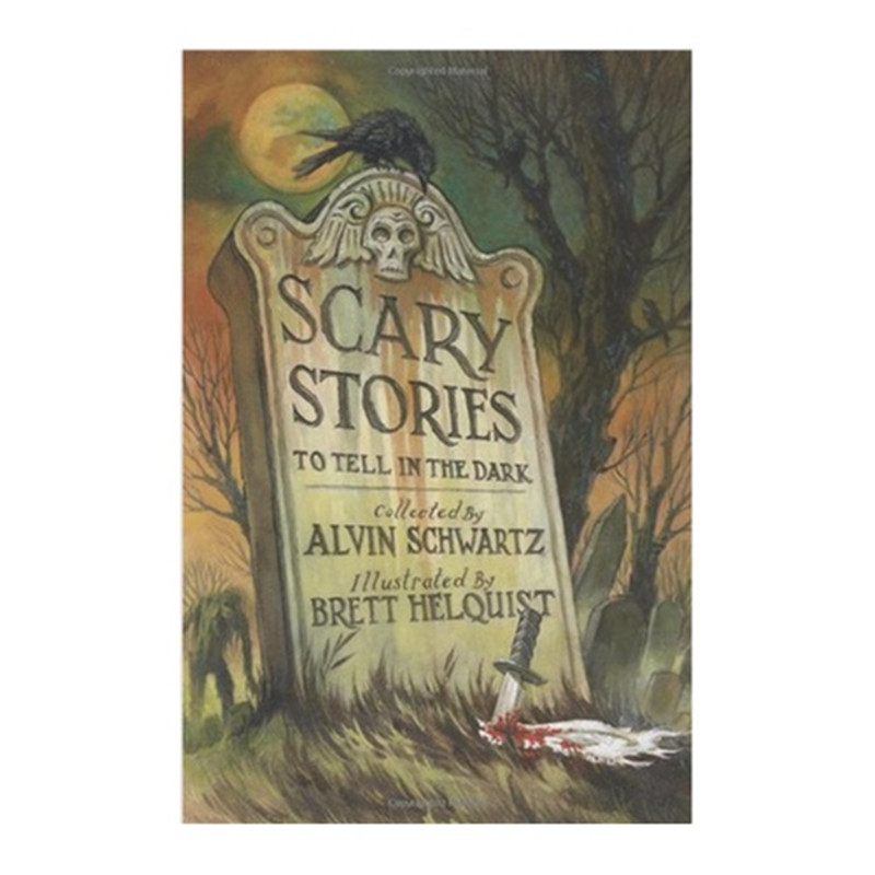 Scary Stories to Tell in the Dark Series: More Scary Stories to Tell in the Dark; Scary Stories to Tell in the Dark Kids book майка print bar scary rabbit