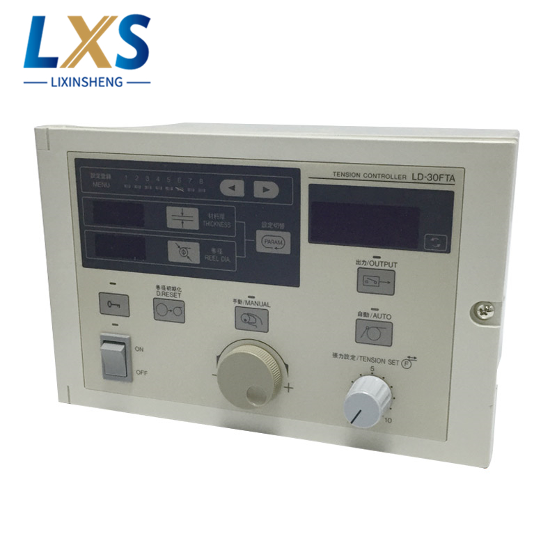 Japan Mitsubishi LD-30FTA Semi-Automatic Tension Controller Output DC24V 3A DC0~5V For Total Thickness Measurement