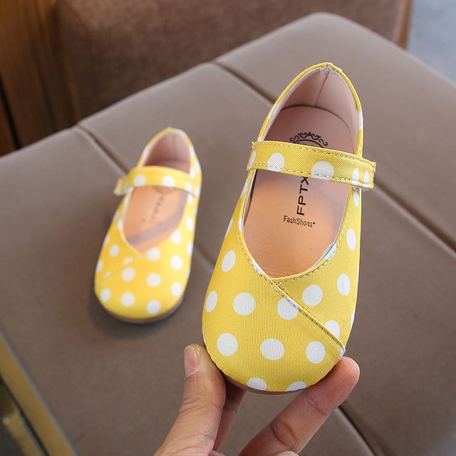 New Children Shoes Girls Cute Princess Party Shoes Fashion Kids Shoes For Girls Kids Casual Flats Sneakers Toddler Boys Shoes
