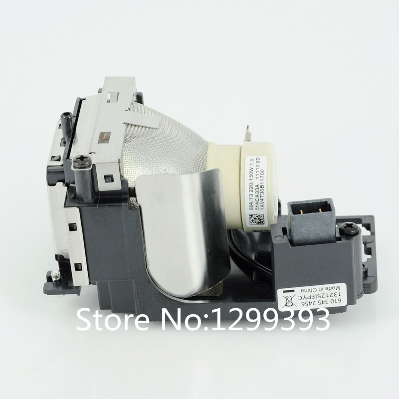 610-345-2456  for  EIKI LC-XBL20/XBL25/XBL30  Original Lamp with Housing   Free shipping projector lamp with housing poa lmp132 610 345 2456 for eiki lc xbl20 lc xbl25 lc xbl30