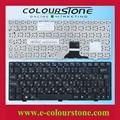 Новая РОССИЯ Черный ноутбук клавиатура ноутбука клавиатура для CLEVO m1110 m1100 m1111 m1115 MP-08J66SU-430 RU ЧЕРНОГО клавиатуре Ноутбука