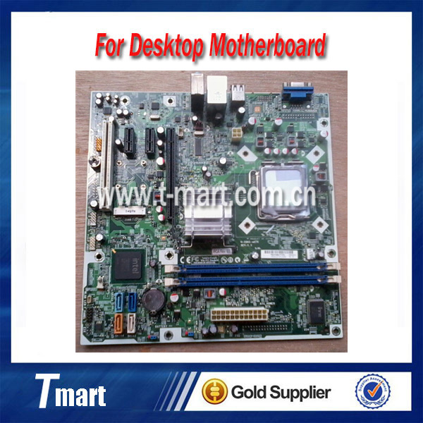 ФОТО 100% working Desktop motherboard for HP 608884-001 System Board fully tested