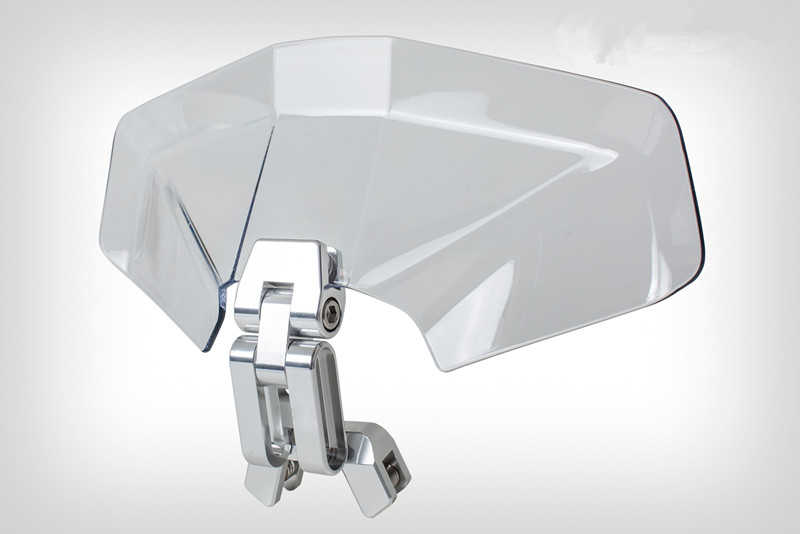 Motorcycle Wind Deflector Windscreen Windshield for BMW R1200GS ADV LC F800GS ADV