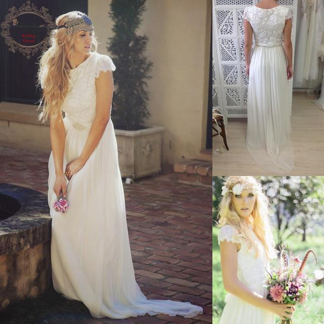vestidos novia boho baratos – vestidos baratos