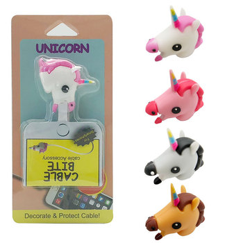 Unicorn Bite Cable Protector for iPhone