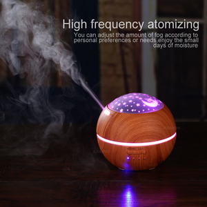 Image 4 - 150ml מכירה לוהטת Ledlight אולטרסאונד אוויר אדים יצרנית ערפל Fogger חשמלי ארומה מפזר שמן אתרי ארומתרפיה ביתי