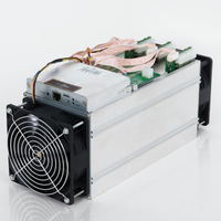 Bitcoin BTC Thợ Mỏ New AntMiner S9 13.5 Hoặc 14 T Bitcoin Miner Với Nguồn Cung Cấp Điện ASIC BTC Máy Khai Thác M