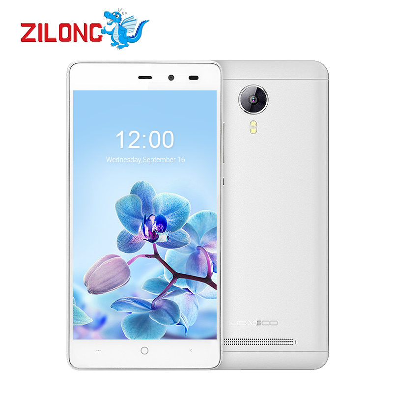 bilder für Original leagoo z5c 5 zoll 3g handy 854x480 ips sc7731c Quad Core Android 6.0 1,3 GHz 1 GB RAM 8 GB ROM 5.0MP 2300 mAh telefon