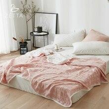 [Zetta] 100% cottonsummer тонкий Постельные покрывала детей и взрослых Стёганое одеяло Одеяло Лето Стёганое одеяло 0008