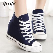 8 см Высота каблука женская обувь парусиновая обувь базовые модели повседневная обувь