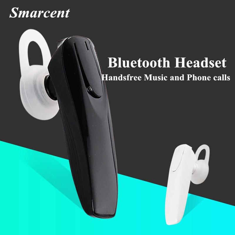 M6 Mini Stereo Bluetooth Headset Wireless Earphone Bluetooth Headphones with Microphone Universal for Smartphones Handsfree