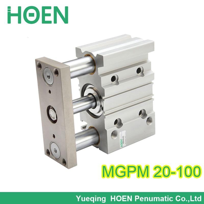MGPM20-100 20mm alesaggio 100mm corsa guidate cilindro, compatto guida mgpm 20-100 tcm20-100MGPM20-100 20mm alesaggio 100mm corsa guidate cilindro, compatto guida mgpm 20-100 tcm20-100