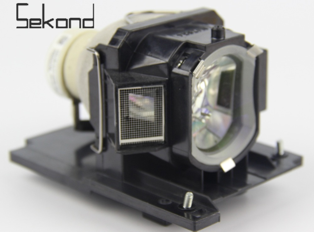 SEKOND Original USHIO Bulb DT01021 Projector Lamp with Housing For Hitachi CP-X2010 CP-X2510 CP-X3010 CP-WX3014WN original projector lamp for hitachi cp hx1098 with housing