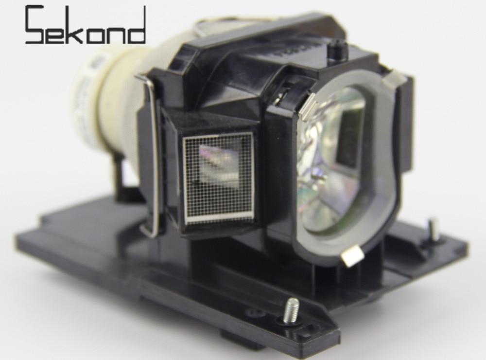 WoProlight Original USHIO Bulb DT01021 Projector Lamp with Housing For Hitachi CP-X2010 CP-X2510 CP-X3010 CP-WX3014WN dt01021 projector lamp bulb for hitachi cp x3010 cp x3010n cp x3010z cp x3011 cp x3011n