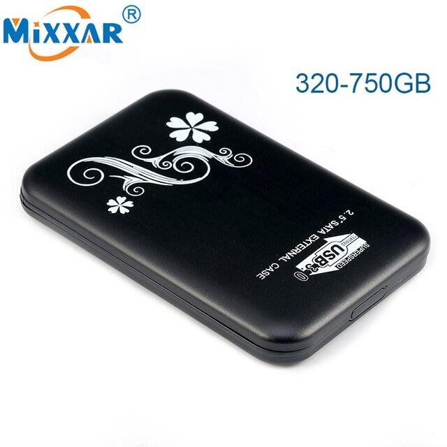 ZK10 Внешний Жесткий Диск 320 ГБ 500 ГБ 750 ГБ HDD USB 3.0 Внешний Диско HDD Диск Устройства Хранения Ноутбука настольный Жесткий Диск