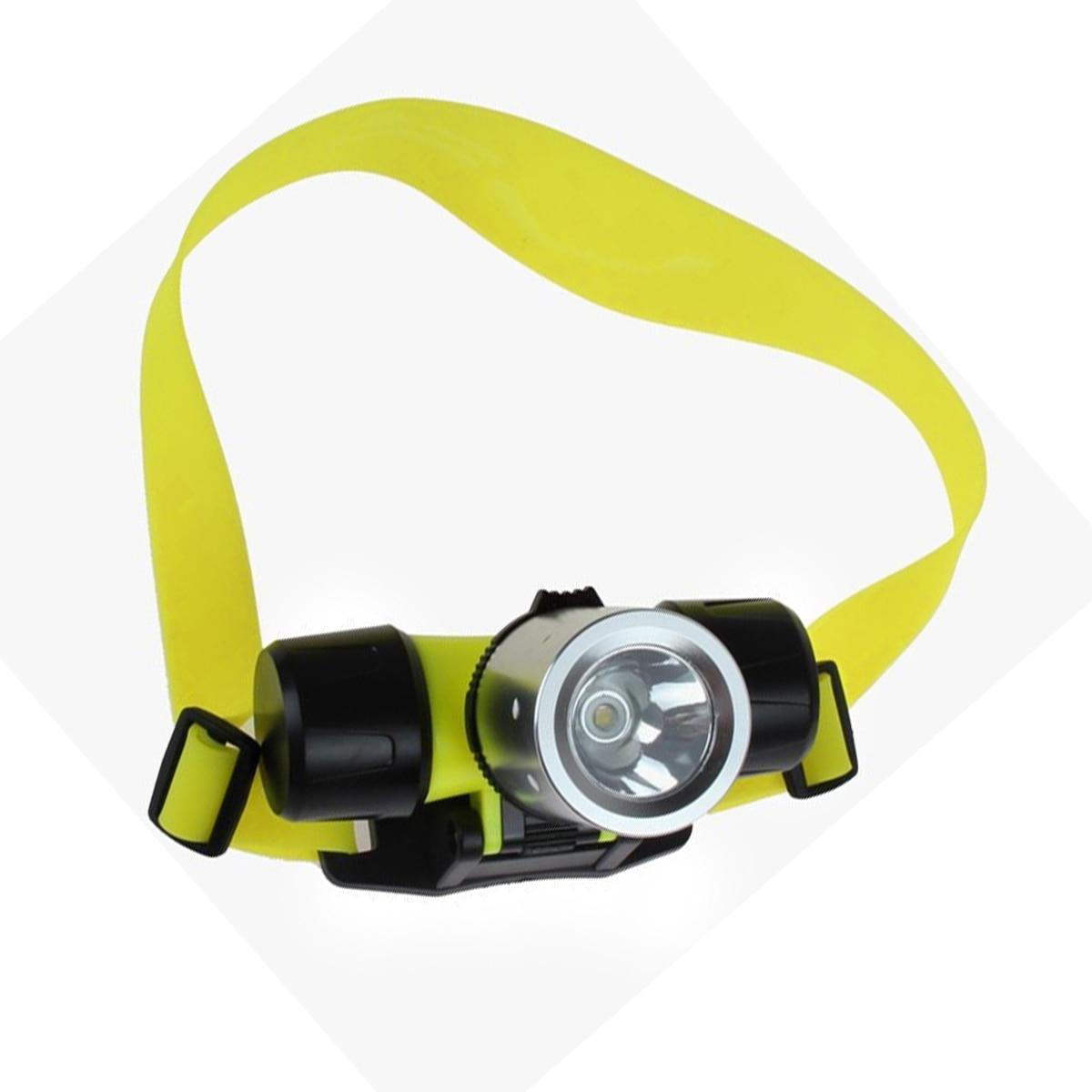 LIXF T6 SMD Head Light Waterproof Diving Swimming Fishing Headlamp Underwater Headlamps     - title=