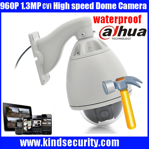 960P HD CVI Camera Outdoor 36X Zoom 1 3MP HD CVI CCTV High Speed Dome Camera