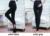Polainas de maternidad de Alta Cintura Caliente Del Invierno para Las Mujeres Embarazadas Más El Tamaño de Maternidad Legging Pantalones Ropa Premama