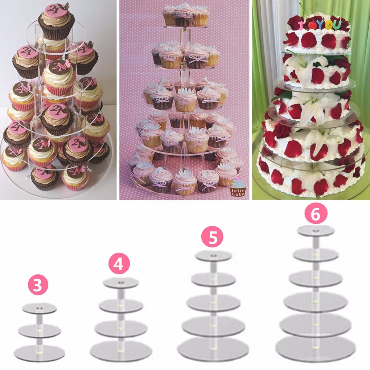 Buy Acrylic Cake Stand And Get Free Shipping On AliExpress