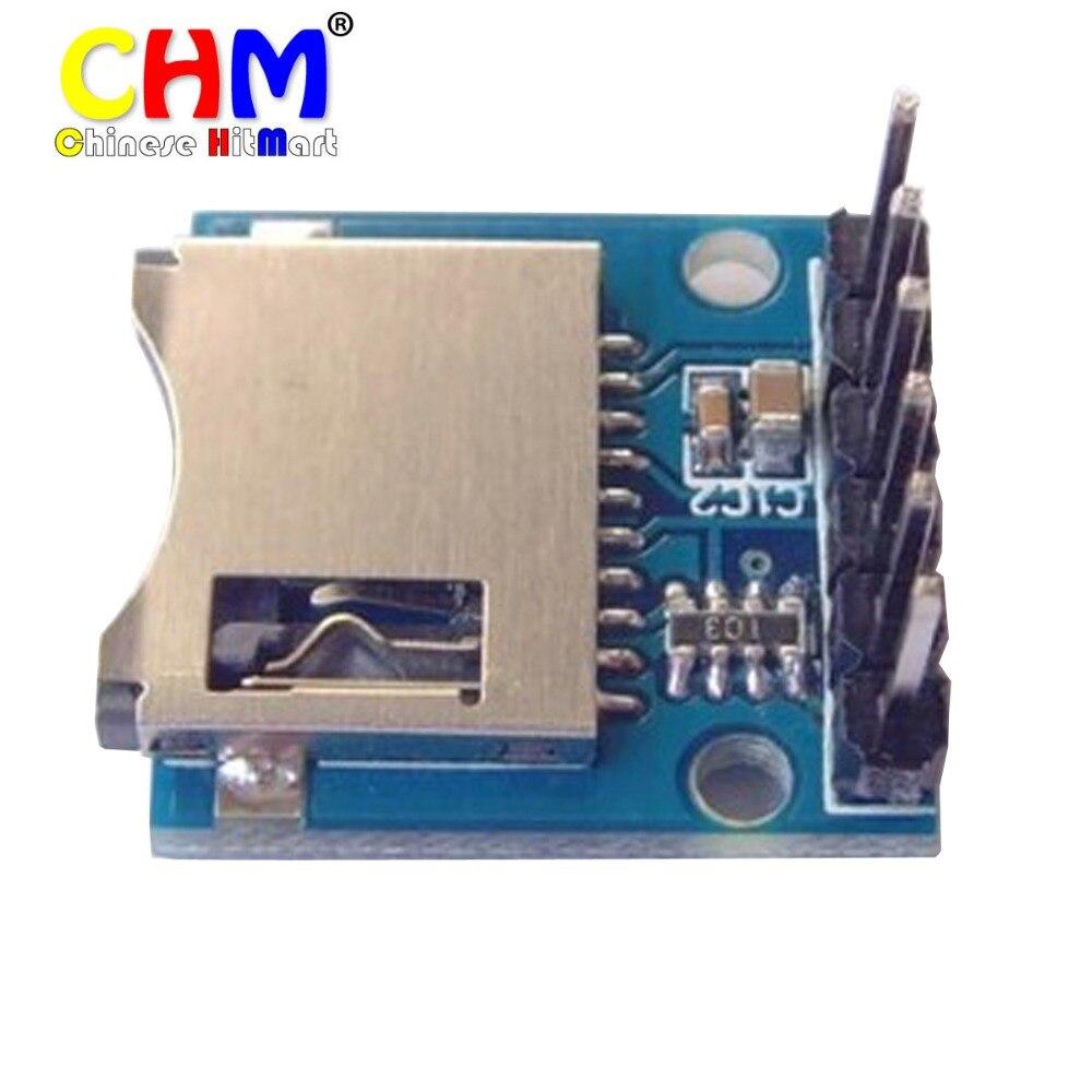 Kit Smart Electronics Arduino Slot Socket Reader SD Card Module ARM MCU Read