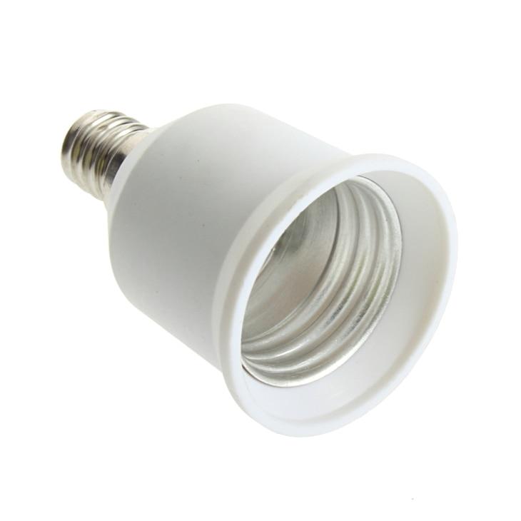 1pcs E12 to E27 Socket Light Bulb Lamp Holder Adapter Plug Extender Lampholder Newest Hot Search|Lamp Holder Converters| - AliExpress