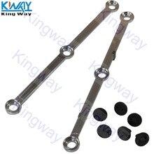 King Way-Repair OM642 комплект впускного коллектора Runner шатуны набор для Mercedes 3.0L V6