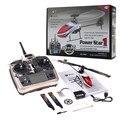 Wltoys V966 Star Power 1 6CH 2.4 G 3D Flybarless de Control Remoto RC helicóptero helicoptero Controle Remoto