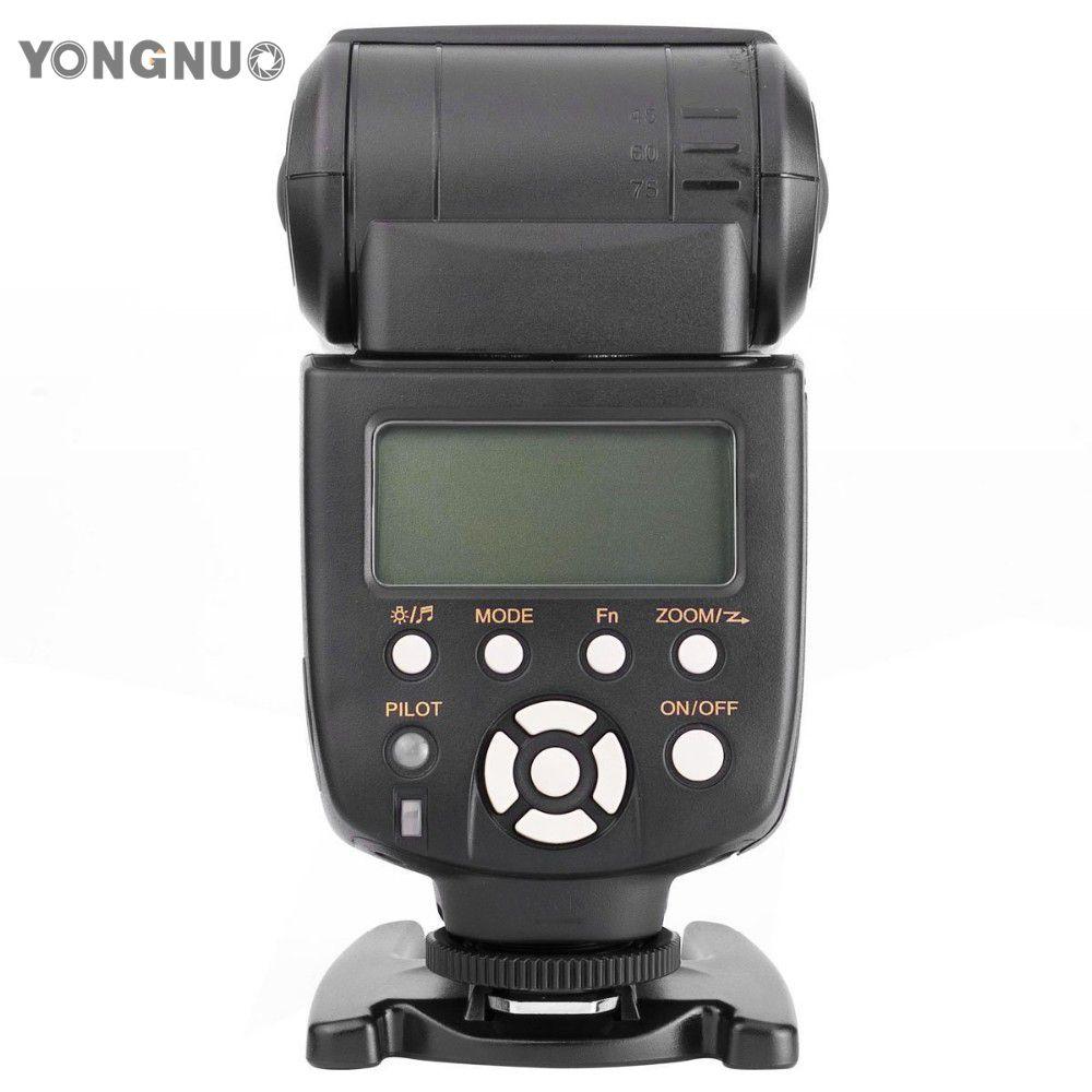 YONGNUO YN-565EX YN565EX Multi-Function i-TTL Flash Speedlite for Nikon D7000 D5100 D5000 D3100 D3000 D700 D300 D300s D200 D90 yongnuo yn 565ex n flash speedlite yn565ex n i ttl light for nikon dslr camera or pixel vertax d17 battery grip for nikon d500