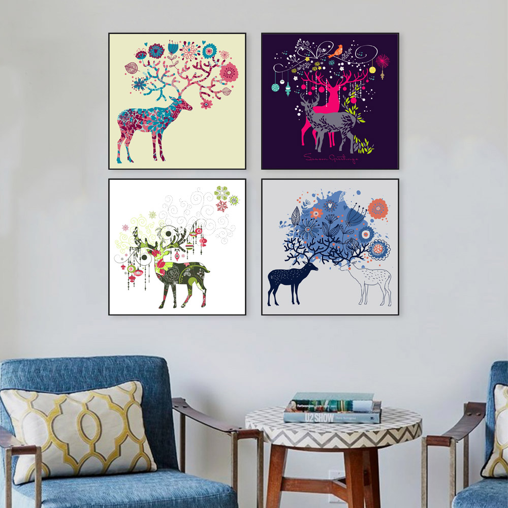 Wall Paintings For Living Room Aliexpresscom Buy Modern Creative Paintings Abstract Colorful